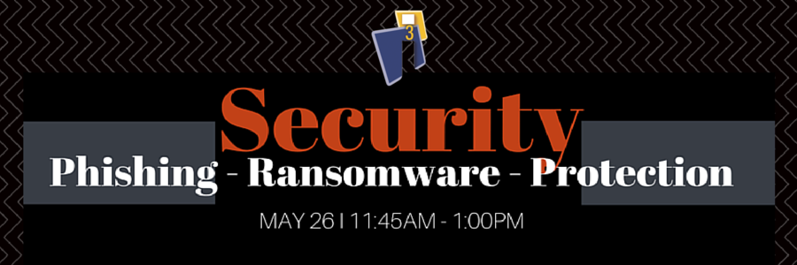 You're Invited: Security Executive Briefing