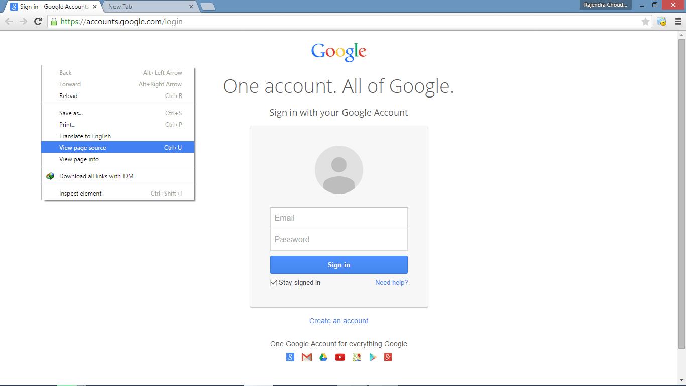 Don't fall victim to Gmail phishing!
