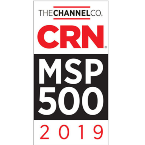 CRN MSP 500, 2019