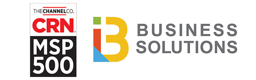 i3 Business Solutions Recognized Again by the CRN 2017 MSP 500