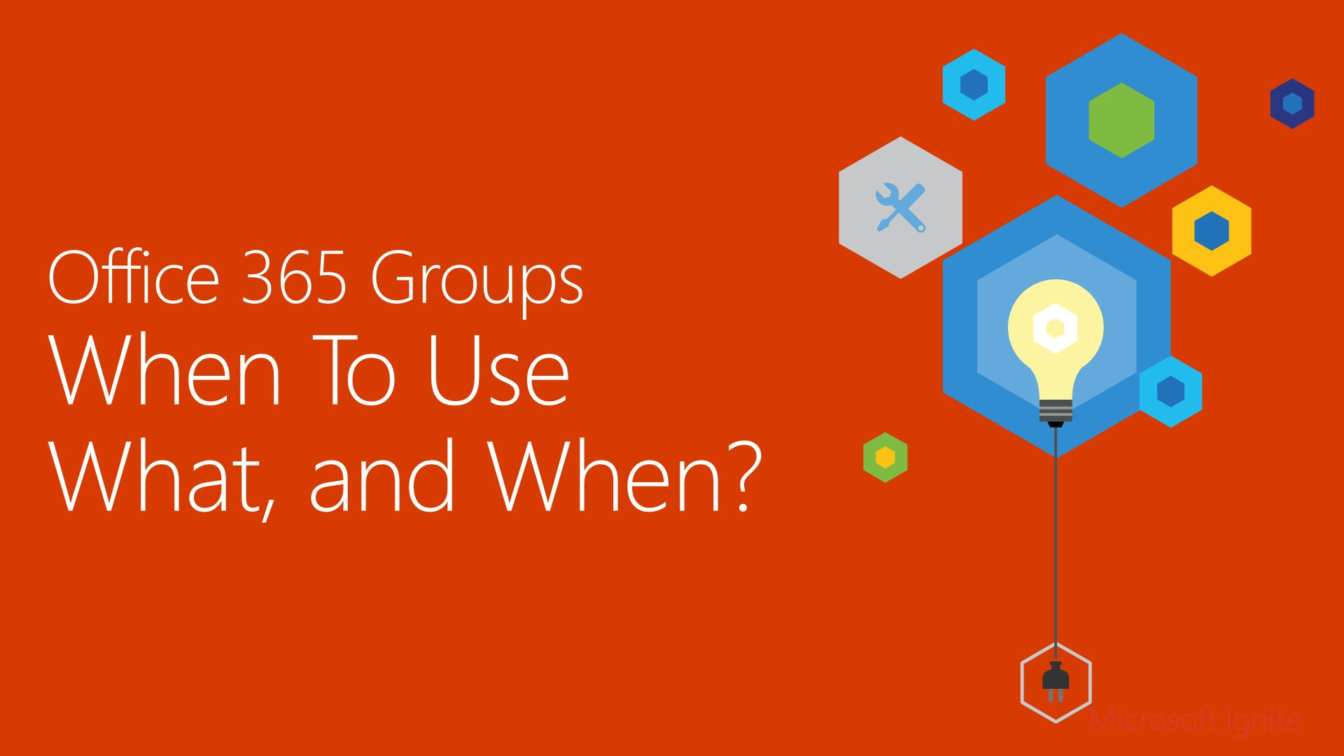 Tips & Tricks: Office 365 Groups