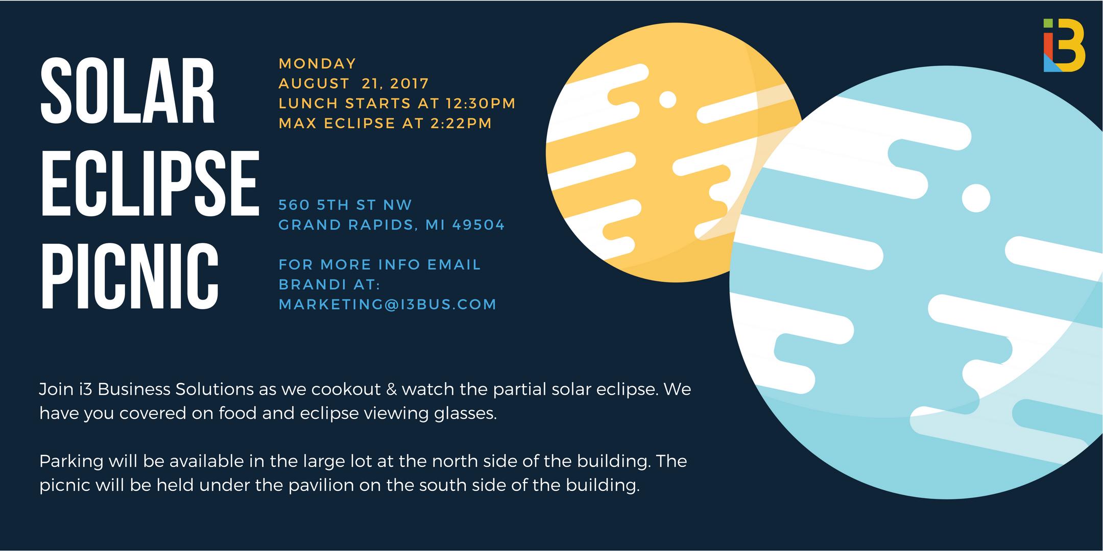Solar Eclipse Picnic