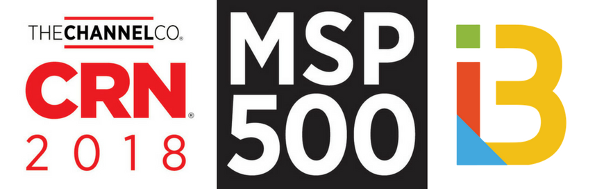 i3 Business Solutions Recognized for Excellence in Managed IT Services – CRN MSP 500