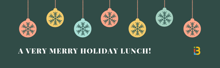 A Very Merry Holiday Lunch with i3 Business Solutions!