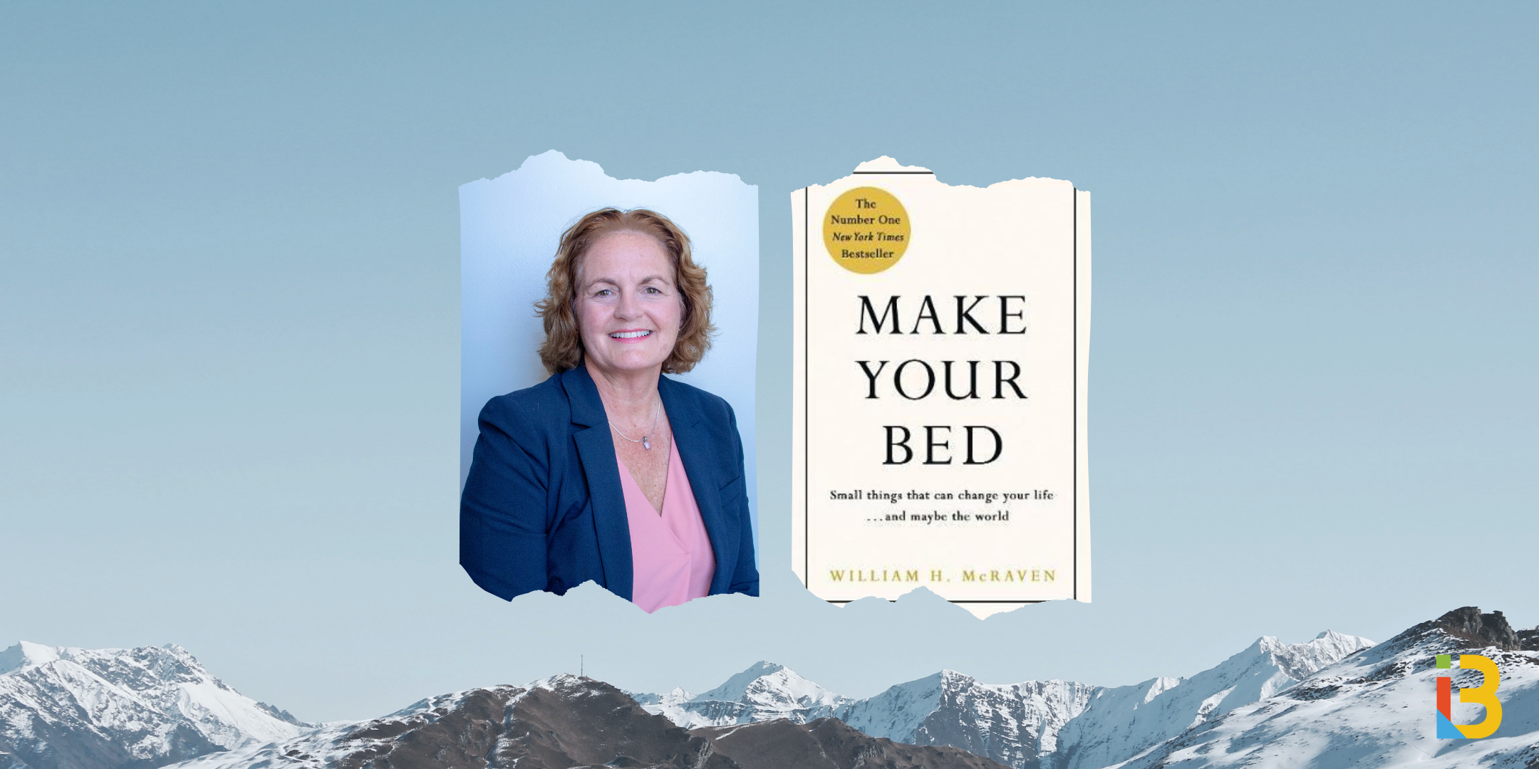 """""""Make Your Bed"""" – Change the World"""