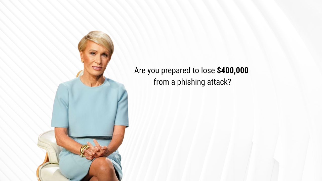 Phishing scam: Barbara Corcoran loses $400,000 from one email